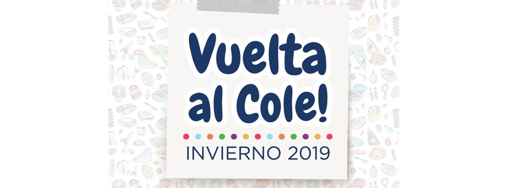 """Se viene """"Vuelta al Cole - Edición Invierno"""""""