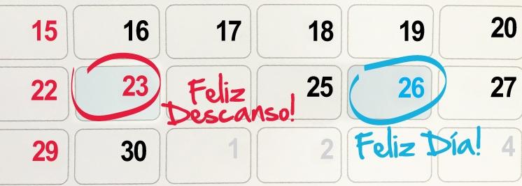 26/09 Día del Empleado de Comercio: se traslada al lunes 23