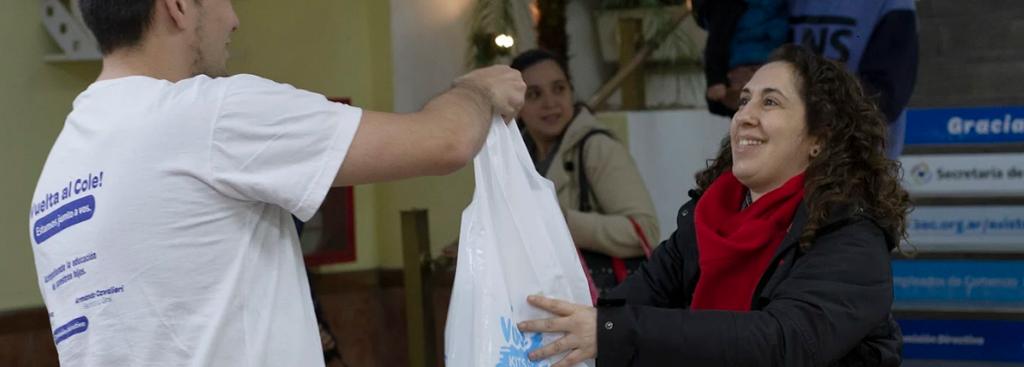 """""""Vuelta al Cole - Invierno 2019"""" - ¡Entregamos 19.250 kits escolares!"""