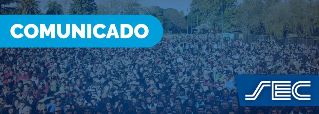 COMUNICADO RESPECTO DE LAS NEGOCIACIONES CON LAS CÁMARAS DE COMERCIO