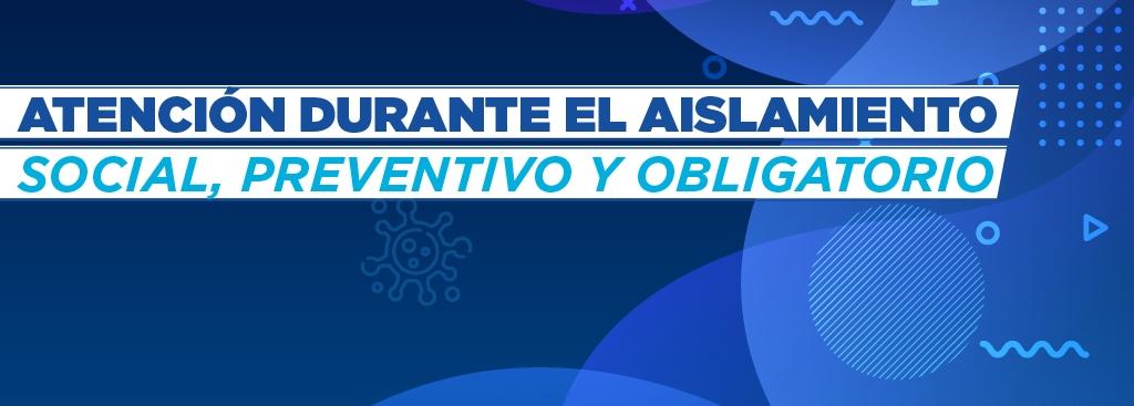 MORENO Y ANEXOS CERRADOS: ATENCIÓN ONLINE. MITRE ABIERTO: BENEFICIOS ÓPTICA Y PAÑALES