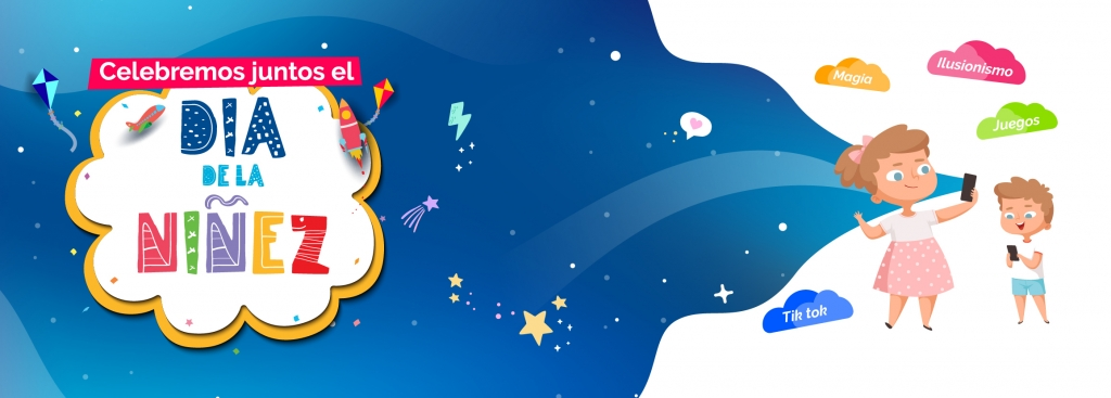 ¡Celebramos juntos/as y en familia el Día de la Niñez!