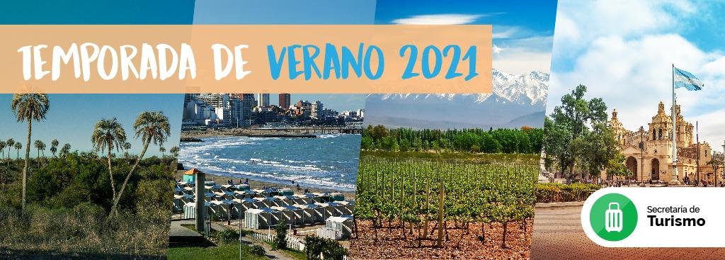 Temporada de verano 2021: ¡Sumamos nuevos destinos!
