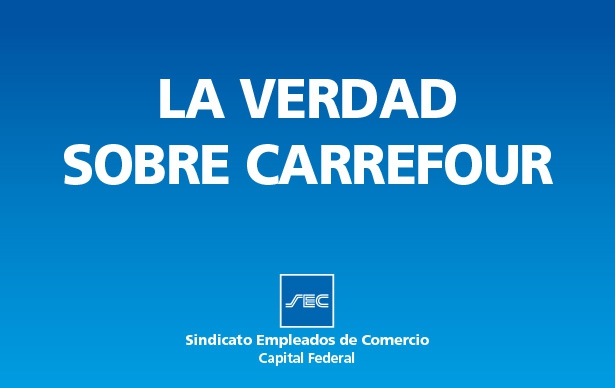 ACCESO EMPRESAS La verdad sobre Carrefour
